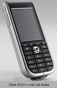 Můj Kvítek aneb dva roky s chytrým telefonem Qtek 8310